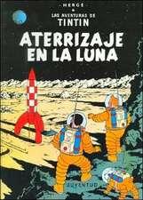 Tintín: Aterrizaje en la Luna