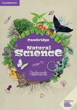 Cambridge Natural Science Levels 1–6 Flashcards