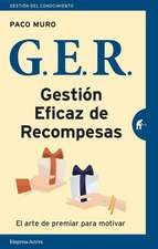 Ger. Gestion Eficaz de Las Recompensas