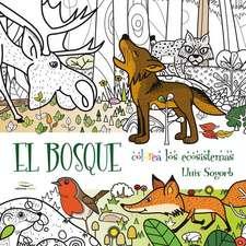 El Bosque: Colorea Los Ecosistemas