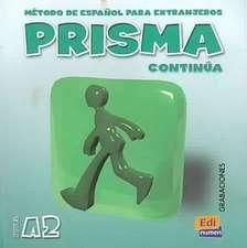 Prisma A2 Continúa - CD