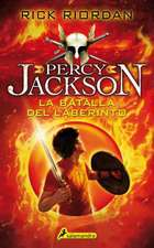 Percy Jackson 04. Batalla del Laberinto