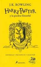 Harry Potter y la Piedra Filosofal. Casa Hufflepuff