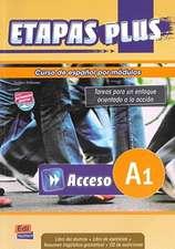 Etapas Plus Acceso A1 - Libro del alumno