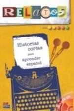 Relatos 1 (Libro + CD)