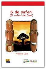 S de Safari Book+ CD