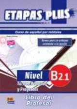 Etapas Plus B2.1. - Libro del alumno