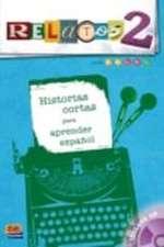 Relatos 2 (Libro + CD)