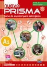 nuevo Prisma A1 alumno + CD Edic.ampliada