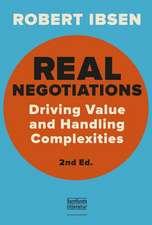 Real Negotations