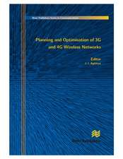 Planning and Optimisation of 3g and 4g Wireless Networks
