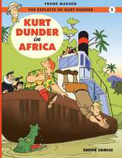 Kurt Dunder in Africa