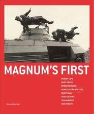Magnum's First
