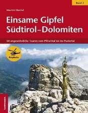 Einsame Gipfel in Südtirol - Dolomiten 02
