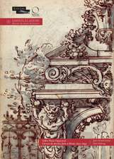 Gilles Marie Oppenord: Carnet des dessins fait a Rome, 1692-1699