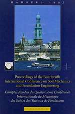 Xivth International Conference on Soil Mechanics and Foundation Engineering, Volume 3:  Proceedings / Comptes-Rendus / Sitzungsberichte, Hamburg, 6 - 1