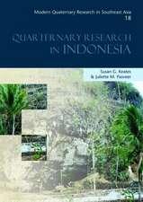 Modern Quaternary Research in Southeast Asia, Volume 18:  Quaternary Research in Indonesia