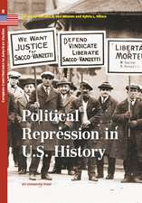 Political Repression in U.S. History: European Contributions to American Studies #68