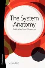 System Anatomy