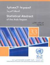 Statistical Abstract of the Arab Region:  33rd Issue