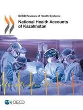 National health accounts of Kazakhstan