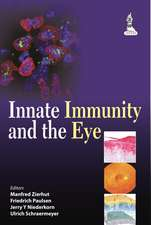 Innate Immunity and the Eye