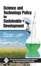 Science and Technology Policy for Sustainable Development/Nam S&t Centre:  Sustenance of Mankind