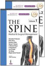 The Spine: Medical & Surgical Management: Two Volume Set