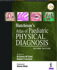 Hutchison's Atlas of Paediatric Physical Diagnosis