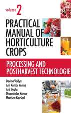 Practical Manual of Horticulture Crops