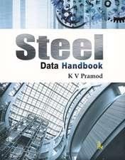 Parmod, K:  Steel Data Handbook