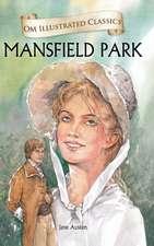 Om Illustrated Classics Mansfield Park