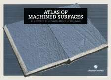 Atlas of Machined Surfaces