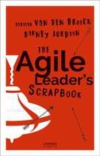 Agile Leader's Scrapbook