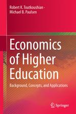 Economics of Higher Education