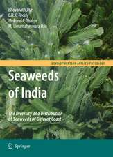 Seaweeds of India: The Diversity and Distribution of Seaweeds of Gujarat Coast