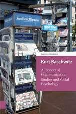 Kurt Baschwitz: A Pioneer of Communication Studies and Social Psychology