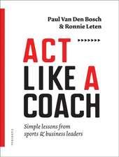 Act Like a Coach