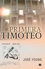 Primera Timoteo