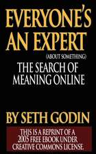 Everyone Is an Expert:  Pleasing Personality & Accurate Thought