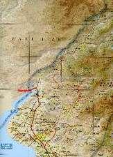Malësia und Madhe Provinzkarte  1 : 150 000  GPS