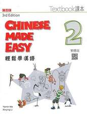 Chinese Made Easy 2 - textbook. Traditional character version