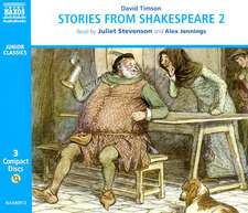 Stories from Shakespeare 2:  In Middle English & in Modern Verse Translation