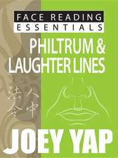 Face Reading Essentials Philtrum & Laughter Lines