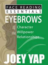 Face Reading Essentials Eyebrows