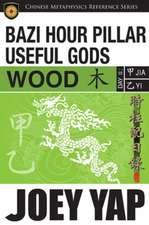 BaZi Hour Pillar Useful Gods -- Wood