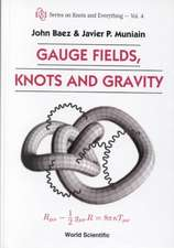 Gauge Fields, Knots and Gravity:  Series in 20th Century Physics