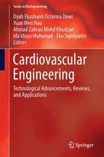 Cardiovascular Engineering: Technological Advancements, Reviews, and Applications