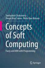 Concepts of Soft Computing: Fuzzy and ANN with Programming
