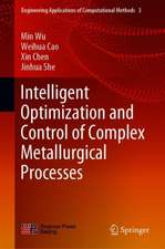Intelligent Optimization and Control of Complex Metallurgical Processes